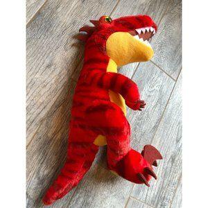 BABW Build a Bear Raptor Dinosaur Plush Animal